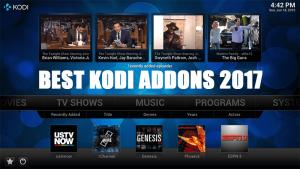 56 Best Kodi Addons — The Working List for Krypton, 2017
